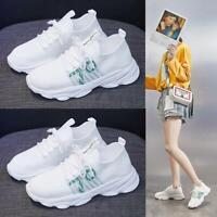 Hot! Women Athletic Walking Sneakers Sports Shoes Casual Running Jogging Shoes
