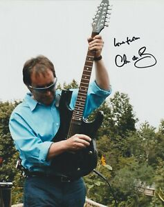 CHRIS DE BURGH * The Lady In Red * HAND SIGNED 8x10 PHOTO