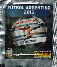 Argentina 2015 Panini Futbol Argentino Soccer sticker Pack