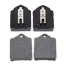 GDB710 JAGUAR 11247 REAR BRAKE PADS MK10/S TYPE EARLY