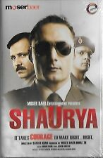 SHAURYA  - NEW BOLLYWOOD SOUNDTRACK AUDIO CASSETTE