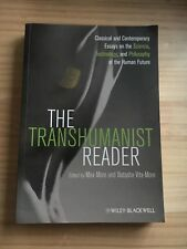 The Transhumanist Reader by Max More and Natasha Vita-More (Paperback, 2013)