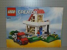 LEGO® Creator Bauanleitung 5771 Hillside House Heft 3 instruction B4805