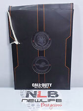 "Call of Duty Black Ops 2 ""Future is Black"" Hardened Ed. Medals"