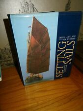1981 SETTING SAILS TRIBUTE TO CHINESE JUNK BY MAITLAND COL PLTS SHIPS SAILING  ^