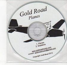 (DV538) Gold Road, Planes - 2012 DJ CD