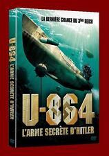 DVD U-864 L'ARME SECRETE D'HITLER NEUF DIRECT EDITEUR