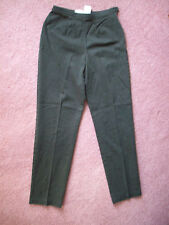 St. John's Bay Womens Pants Brown Size 4 Inseam 29 Cotton Blend