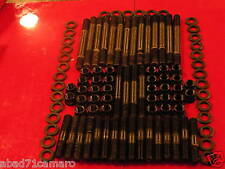 Small Block Ford 302 Cylinder Head Bolt Stud Kit Bolts 19K  347  Heads Studs
