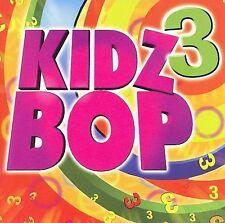 Kidz Bop 3 by Kidz Bop Kids (CD, 2003, 2 Discs, Razor & Tie)