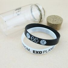 EXO-K FROM EXO PLANET KPOP Supporter WRISTBAND BRACELET X2 NEW Y2220