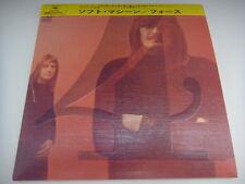 SOFT MACHINE-Fourth JAPAN Press Mini LP CD w/OBI Promo Pink Floyd Robert Wyatt
