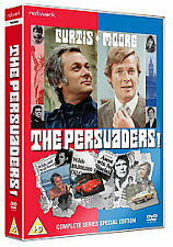 The Persuaders! - The Complete Series DVD 9-Disc Set, Box Set BRAND NEW SEALED