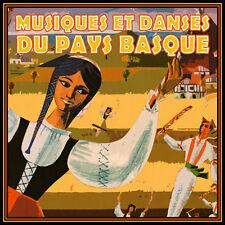 CD Musiques et Danses du Pays Basque