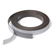 [JF] One Side Self Adhesive Weak Magnetic Tape Magnet Strip Width 10-15mm