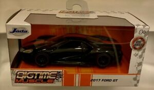 Jada Bigtime Muscle 2017 Ford GT Mint Boxed 1:32
