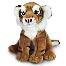 30cm Sitting Tiger Soft Toy - Cuddly Toy Animal - 0+ Years - Birthday Gift