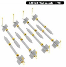 Eduard Brassin 1/48 FFAR Rockets # 648123