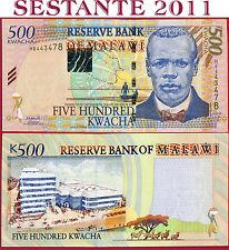 (com) MALAWI  -  500 KWACHA 1.12. 2001 - P 48 - UNC