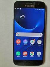 Samsung Galaxy S7 SM-G930V - 32GB - Black Onyx (Verizon+GSM Unlocked) Smartphone