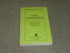 RAY GARTON: CAFE PURGATORIUM: US UNCORRECTED PROOF