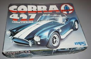 Ford Cobra 427 1/16 MPC What You See Is What You Get.