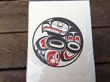 "Canadian Art Card Series No. 3090 ""Eagle Spirit"" by Garner Moody"