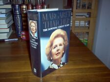 The Downing Street Years by Margaret Thatcher (signed)