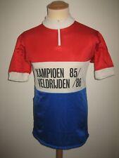 Holland WORN by RIDER vintage 80's veldrijden jersey shirt cycling maillot