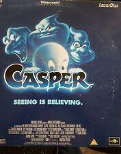 Casper Family Movie laserdisc