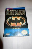Batman: The Video Game (Nintendo Entertainment System NES, 1990) NEW Sealed #2