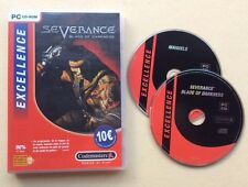Jeu PC SEVERANCE Blade Of Darkness Excellence