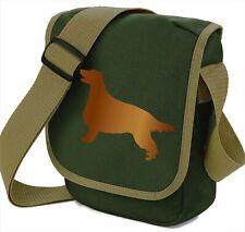 More details for irish setter bag red setter shoulder bags birthday gift dog walkers new colour