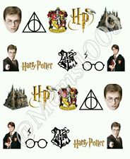 Harry Potter  Nail Art Waterslide Decals party decals
