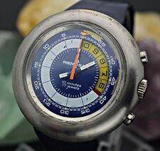 Vintage MEMOSAIL Yachting Chronograph Valjoux 7737 45mm Men's Sport Watch