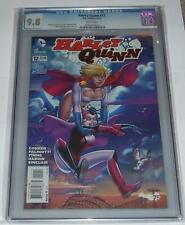 DC Harley Quinn 12 CGC 9.8 Amanda Conner Cover Power Girl New 52