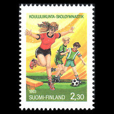 Finland 1993 - 150th Anniv of School Sports - Sc 926 Mnh