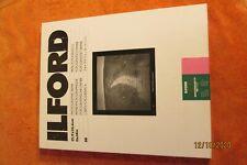 Ilford Mgiv Multigrade Iv Fb Fiber 11x14 50 Sheets Sealed New