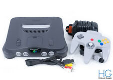 Nintendo 64 N64 Console & Controller Complete Retro Bundle! UK PAL