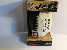 Wilson Nfl Jets Pee wee Size Football