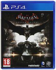 Sony Ps4 PlayStation 4 Batman Arkham Knight