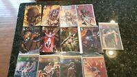 ASPEN SOULFIRE COMIC lot of 13 (search for the light, shadowmagic) Comics