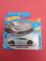HOT WHEELS - LAMBORGHINI HURACAN - FACTORY FRESH - SHORT CARTE - FYC12 - R 5689