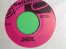 Caltone Iam Restless / Sweet Song For My Baby The Thrillers  Phil Pratt