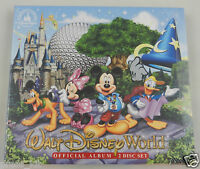 Walt Disney World - Magic Kingdom Music CD Park Exclusive BRAND NEW