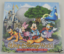 NEW - Original Disney World Tower of Terror CD Music NEW CBS TV 050087292973 WDI