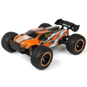 SG 1602 1/16 2.4G Brush RC Car Big Foot High Speed Vehicle Models