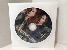 Supernatural - Season 5 DVD, Disc 4 REPLACEMENT DISC (not full season)