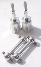 Set of Alloy Dog Bone & set of Drive shaft For Tamiya TT01 TT01E   Hop Up