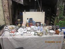 Job Lot of Antique & Vintage Collectables